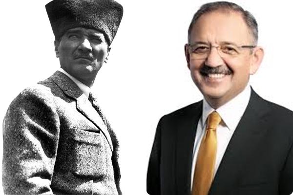 Özhaseki'nin Atatürklü klibi ses getirdi.
