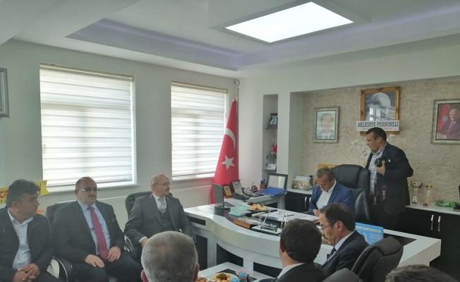 AK Parti Milletvekili Sorgun Yalıhüyük'te