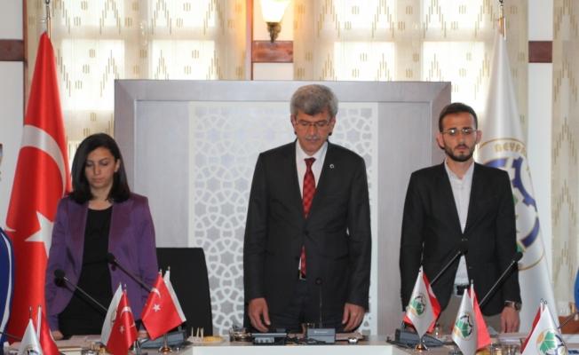Beypazarı Belediye Meclis üyeleri ilk  toplantısını yaptı