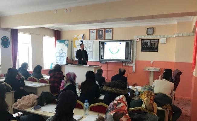 Beyşehir'de öğretmenlere bilgilendirme semineri