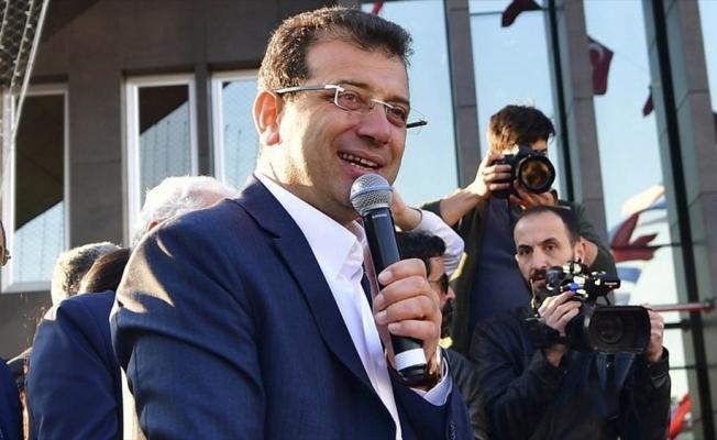 CHP'nin İstanbul Büyükşehir Belediye Başkan Adayı İmamoğlu: 16 milyon İstanbullu kazandı