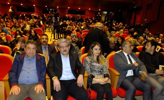 Sivas'ta THM Korosu konser verdi