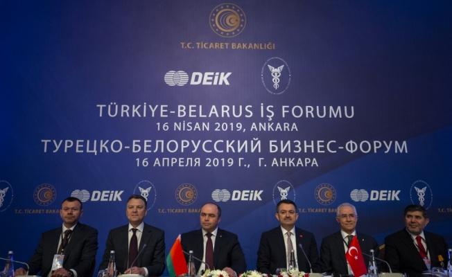 Türkiye-Belarus İş Forumu