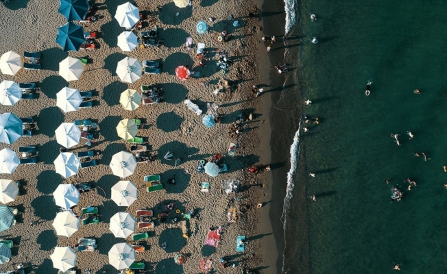 'Türkiye'nin 2023 hedefi mavi bayraklı plaj sayısında dünya birinciliği'