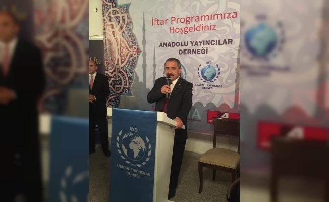 Adalet Bakanı Gül, Anadolu Yayıncılar Derneği'ne Teşekkür Etti!