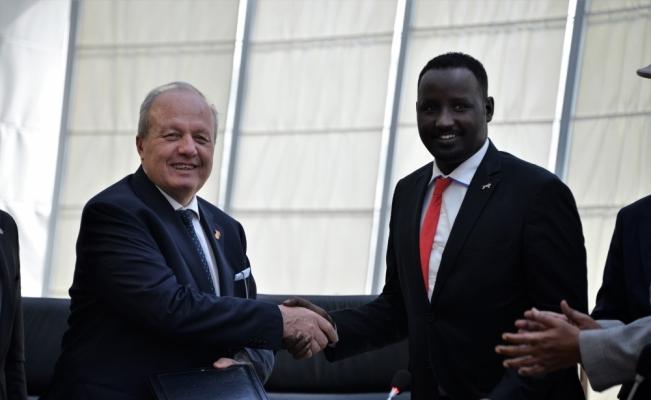 ASO ile Somali arasında iş birliği