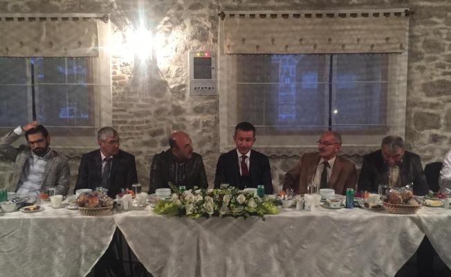 Balcı, Gazete ve Televizyon Temsilcileri İle İftarda Buluştu!