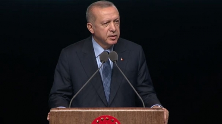 Cumhurbaşkanı Erdoğan: İlme sevdalıysanız ilim adamlarının önünü açacaksınız