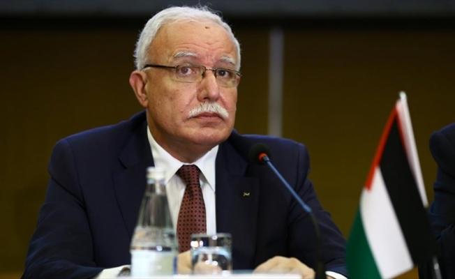 Filistin Dışişleri Bakanı Riyad el-Maliki: Hayale kapılanlar biz değil, onlar