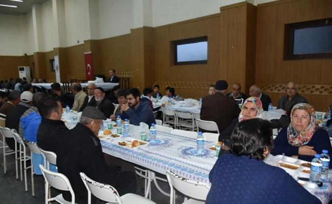 Nallıhan Belediyesinden iftar