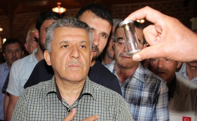 Sakal-ı Şerif Ankara'da ziyarete açıldı
