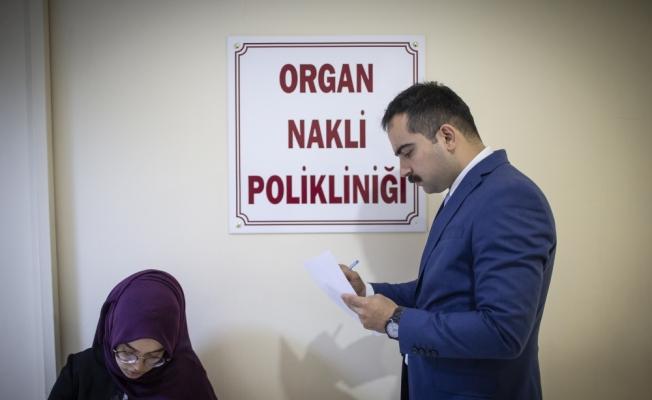 Sosyal medyada bir araya gelip organlarını bağışladılar