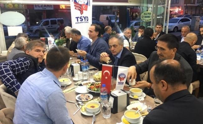 Tsyd Ankara İftarı