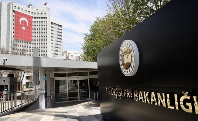 Türkiye'den Yunanistan'a 19 Mayıs tepkisi