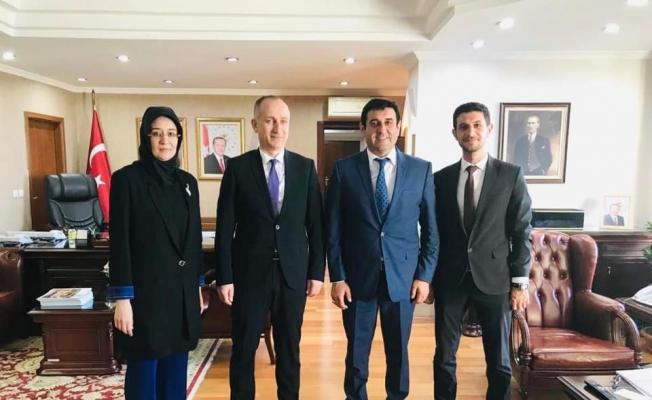 Türkiye'nin ilk organize hayvancılık bölgesi Hüyük'e kurulacak