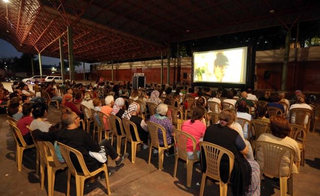 Açık hava sinema günleri ve yaz konserleri başlıyor