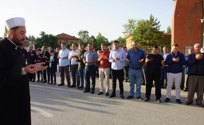 Ankara'da asırlık bayramlaşma geleneği yaşatılıyor