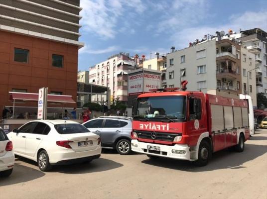 Antalya'da özel hastanede patlama: Ölü ve yaralılar var