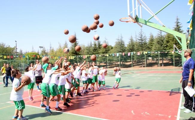 Çankaya'da Yaz Spor Okul Kayıtları Başlıyor!