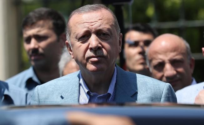 Cumhurbaşkanı Erdoğan: Mursi kardeşimize Allah'tan rahmet diliyorum