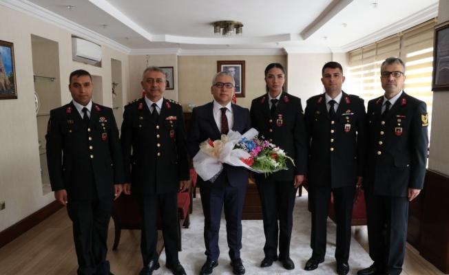 Jandarma Teşkilatı'nın 180. kuruluş yıl dönümü