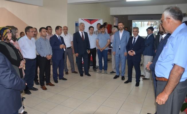 Karaman'da tasarım ve beceri atölyesi açıldı