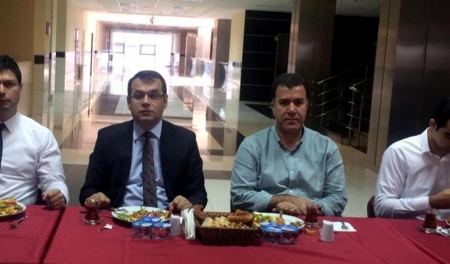 Kırşehir Adliyesinde Babalar Günü etkinliği