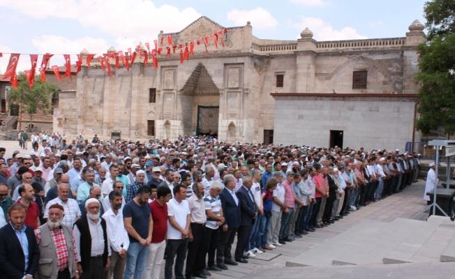 Muhammed Mursi'nin vefatı