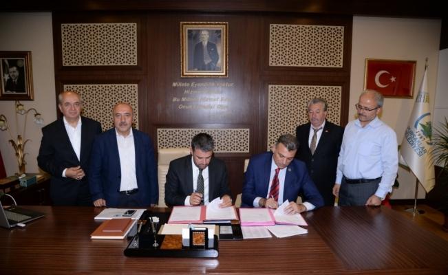 Pursaklar Belediyesinde sosyal denge sözleşmesi