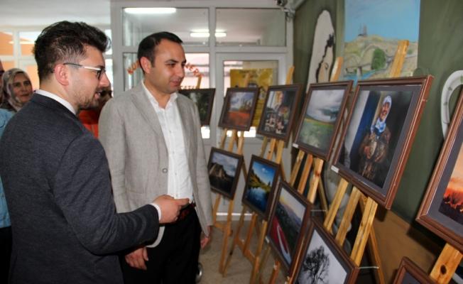 Suşehri'nde yıl sonu sergisi