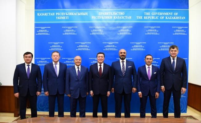Türk firmasından Kazakistan'a hastane yatırımı