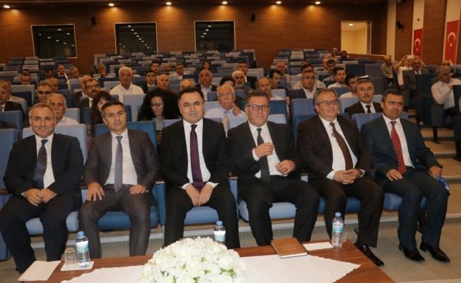 Yozgat il ekonomi toplantısı yapıldı