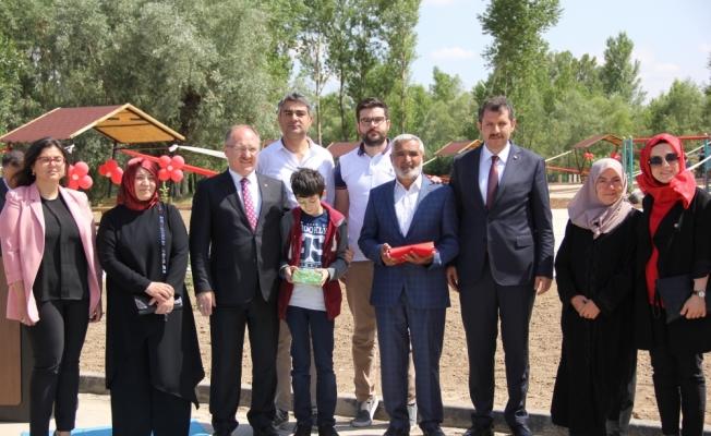 15 Temmuz şehidi Halil Kantarcı'nın adı parkta yaşatılacak