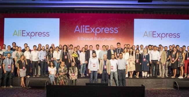 AliExpress E-İhracat Buluşması gerçekleştirildi