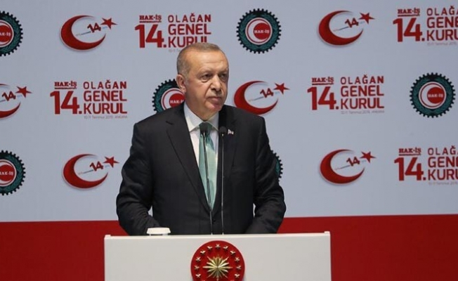 Cumhurbaşkanı Erdoğan, 'Hayırlı olsun' diyerek açıkladı! O süre 4 ay uzadı