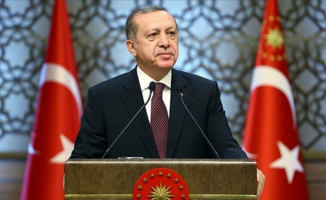 Cumhurbaşkanı Erdoğan'dan Mehmed Şevket Eygi için taziye mesajı