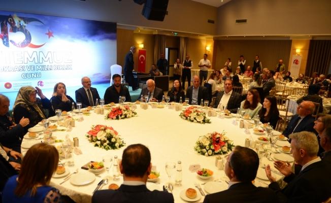 Eskişehir'de şehit aileleri ve gaziler onuruna yemek