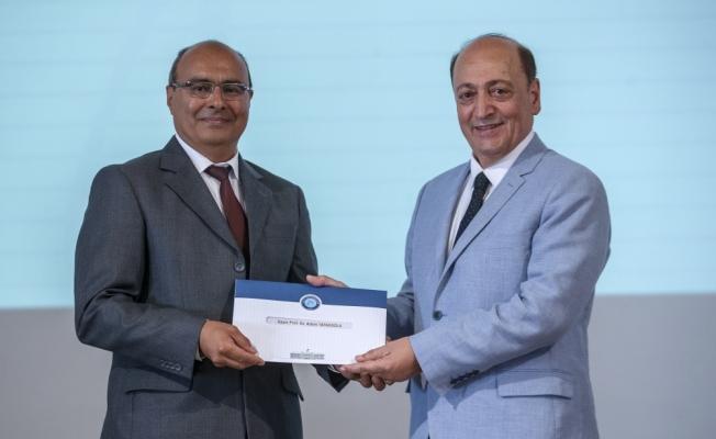 Gazi Üniversitesi Uluslarası Yayınları Teşvik Ödül Töreni