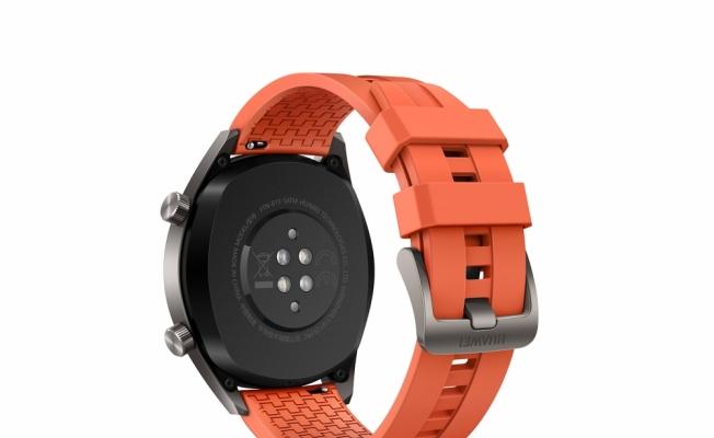 Huawei'nin akıllı saati sağlık tavsiyelerinde bulunuyor