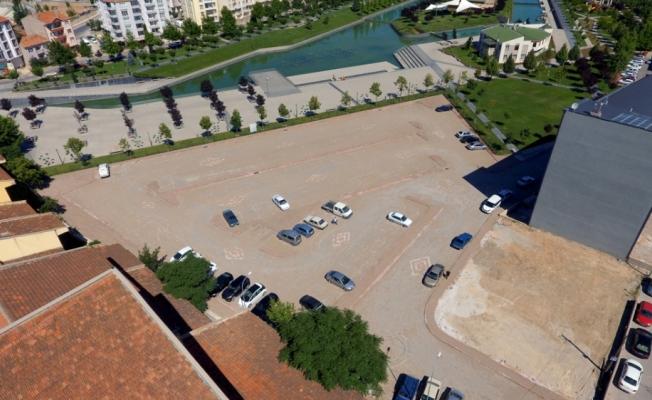 Kırşehir Belediyesinin ücretsiz otoparkları
