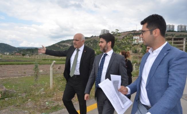 "Kızılcahamam'a ""Millet Bahçesi Projesi"""