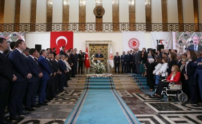 'Milletvekillerimizin gösterdiği direniş milletimizin sergilediği kahramanlığın adeta bir hülasası'