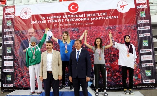 Ümitler Türkiye Tekvando Şampiyonası