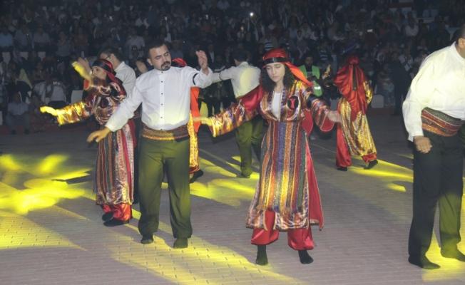 22. Uluslararası Bahadın Kültür Festivali yapıldı