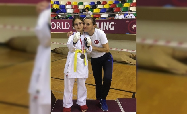 Eskişehirli genç sporcular milli takıma seçildi