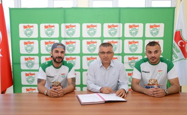 Kırşehir Belediyespor'un transfer çalışmaları