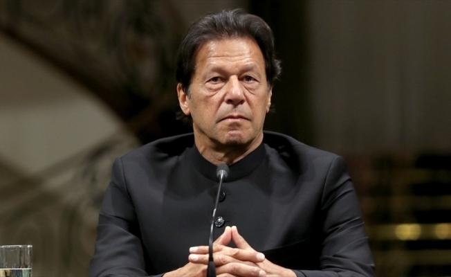 Pakistan Başbakanı'ndan 'Keşmir' konusunda sert çıkış