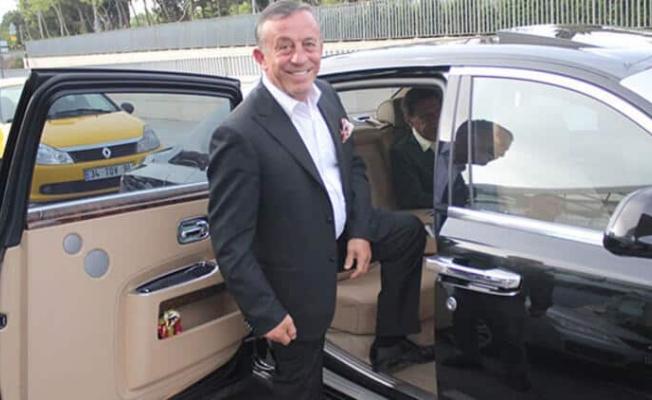 Rolls Royce'unu satan Karadenizli