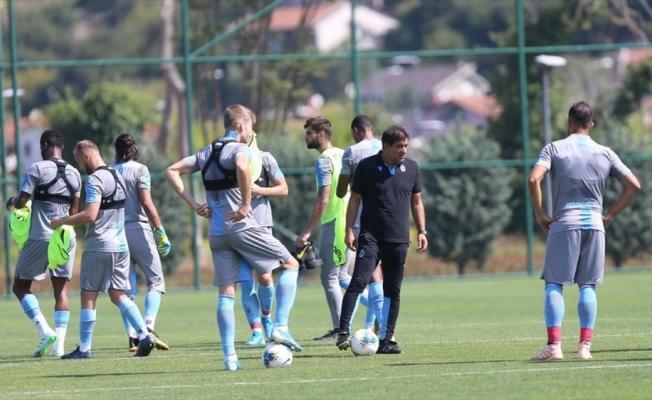 Trabzonspor Atina'da avantaj arıyor
