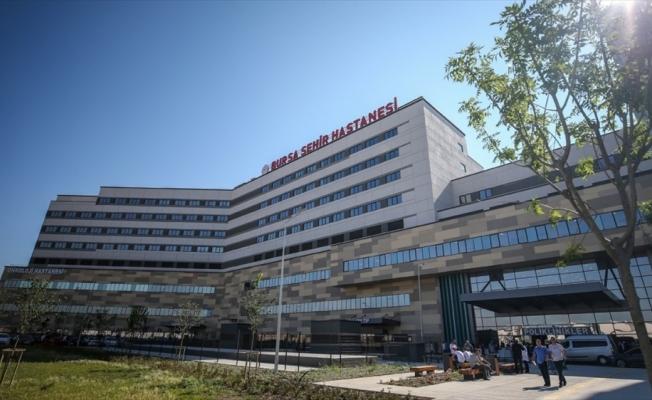 Türkiye'nin 10. şehir hastanesi hizmette de '10' numara